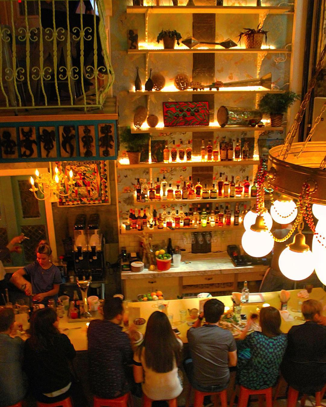 bar agrikol village montreal