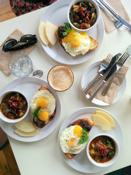 brunch cafe berri villeray