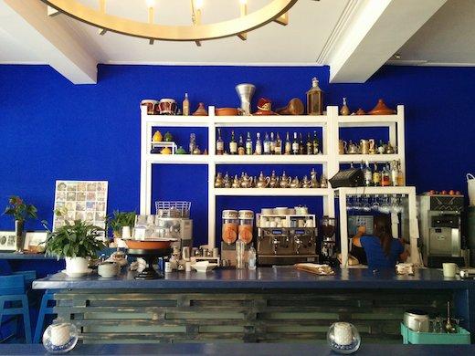 Brunch | La cuisine d'Izza rallonge l'été