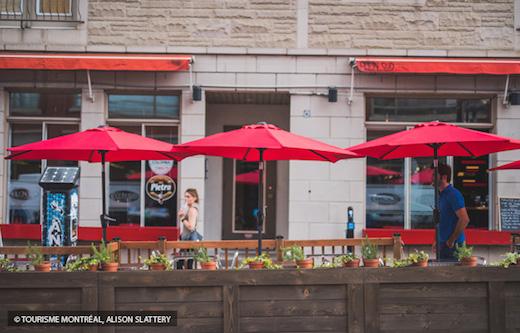 avenue du mont royal restaurant Plein_Sud1