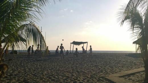 Nicaragua Surfing Turtle Lodge