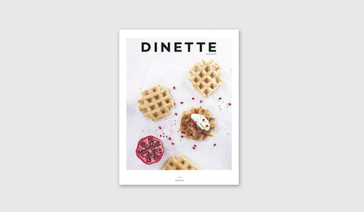 magazine dinette brunch