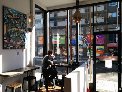 cafe panacee montreal village gai
