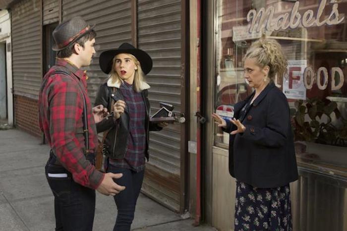 gentrification is coming - Unbreakable Kimmy Schmidt