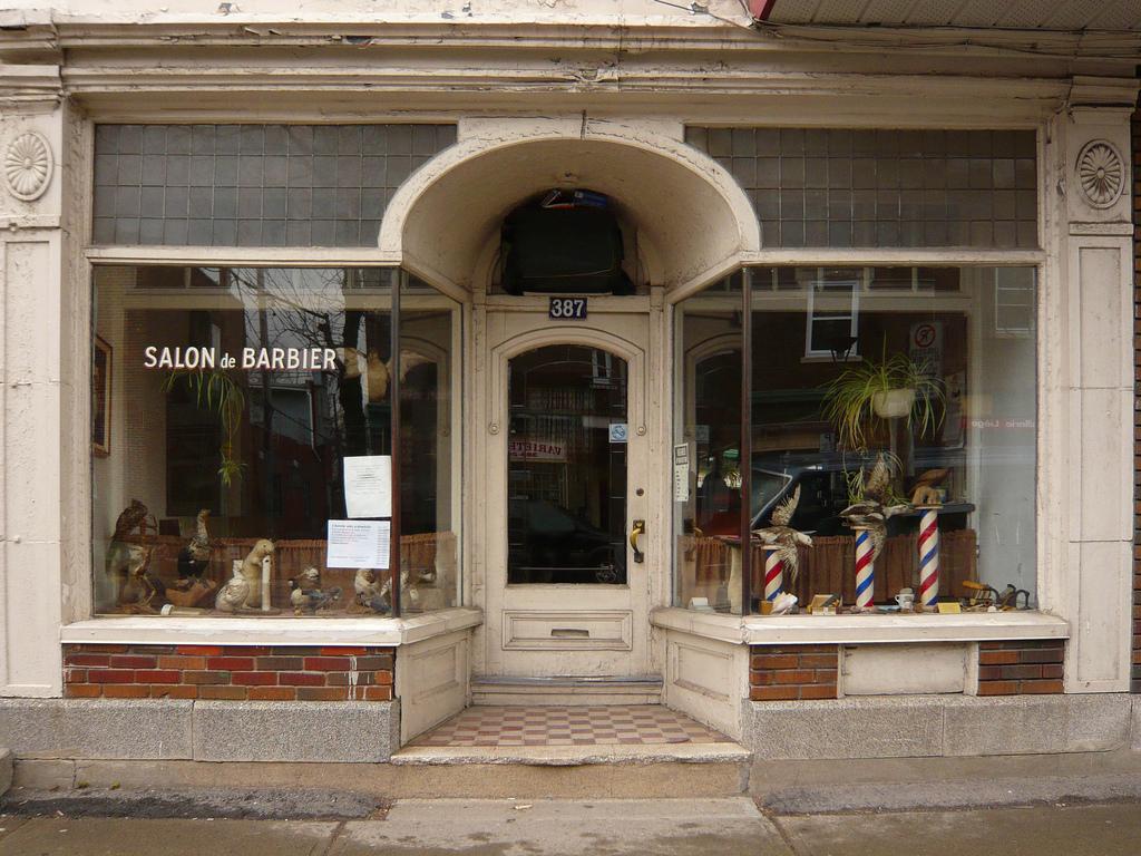 salon de barbier rue liege photo kate mcdonnell