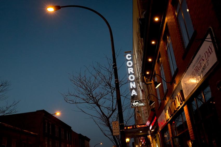 theatre corona petite bourgogne photo susan moss pour tourisme montreal