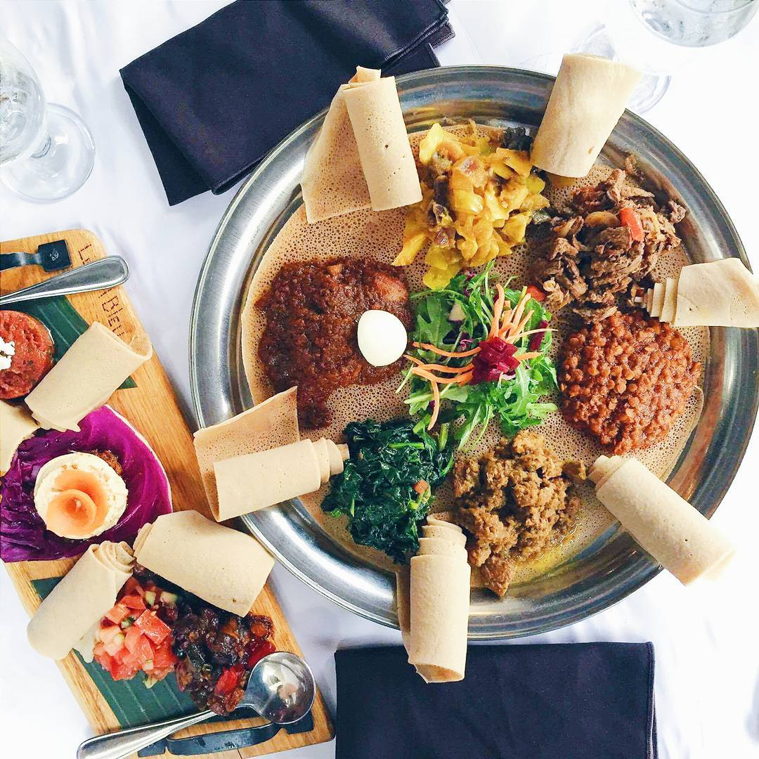 restaurant africain montreal le nil bleu