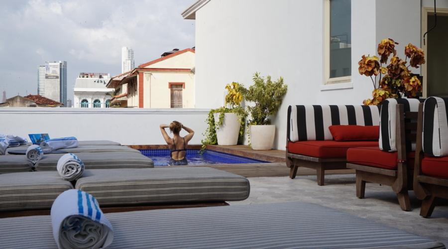 Panama City : quatre terrasses où se la couler douce dans Casco Viejo