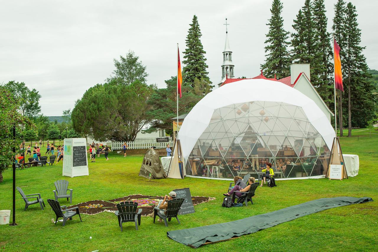 festival wanderlust mont tremblant