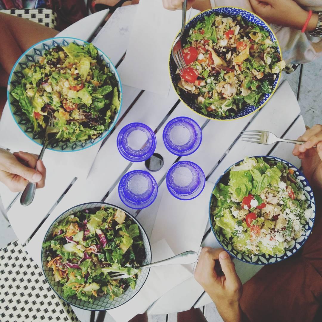 plat en bol montreal salade mandys