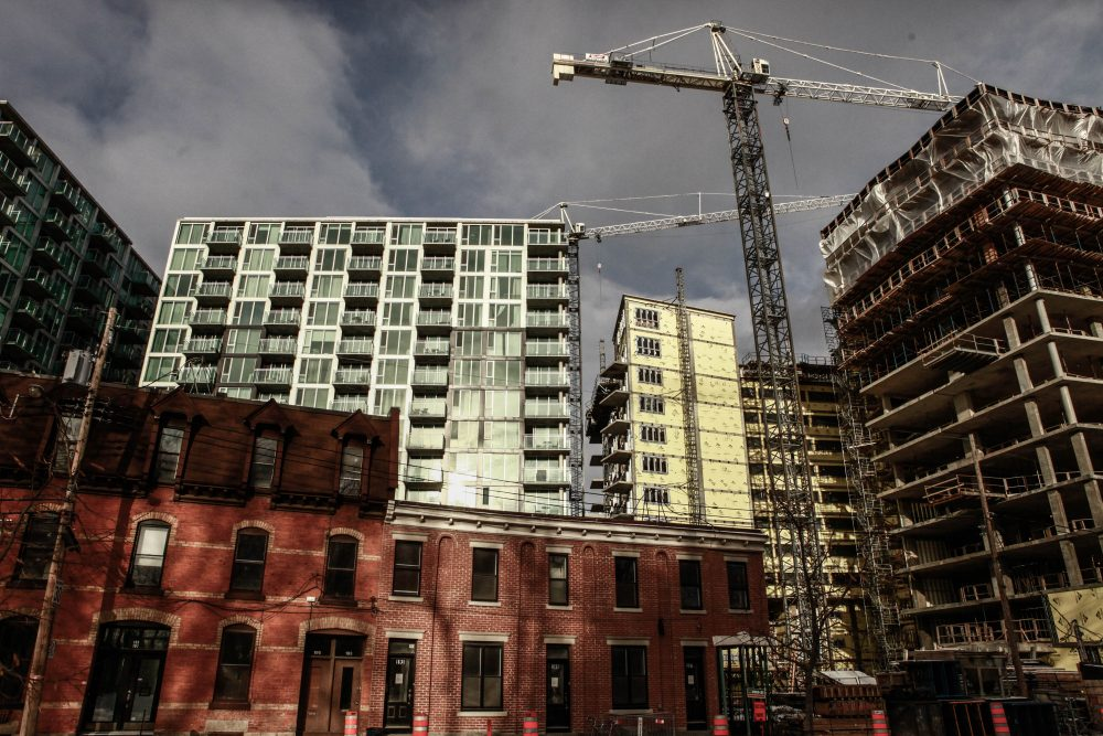 Construction Griffintown