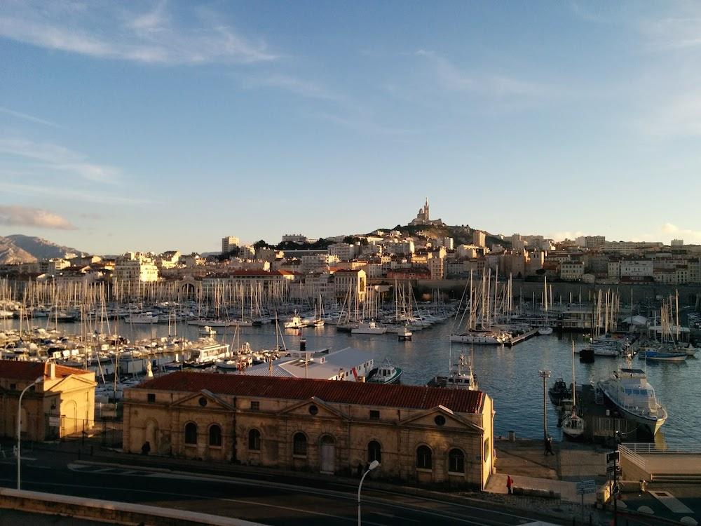 Marseille France Festive