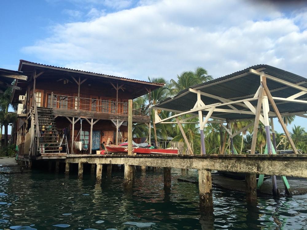 Bocas del Toro centre
