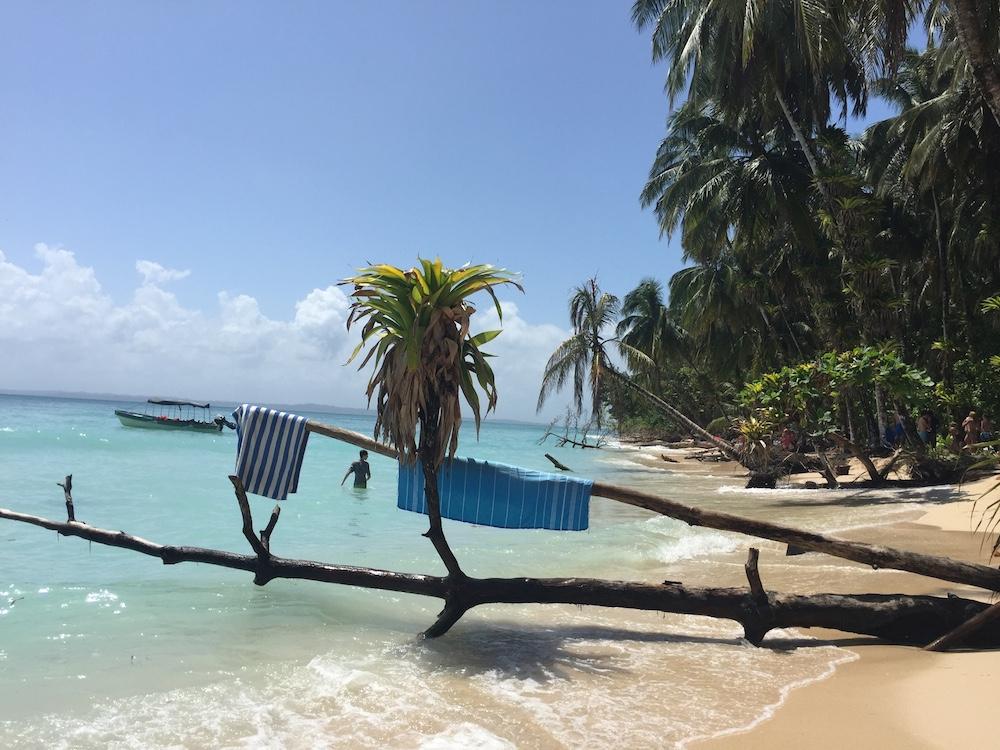 Cayos Zapatillas Bocas del Toro