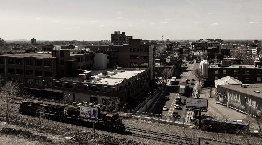 Portrait industriel et créatif de quartier : Marconi-Alexandra AKA Mile-Ex