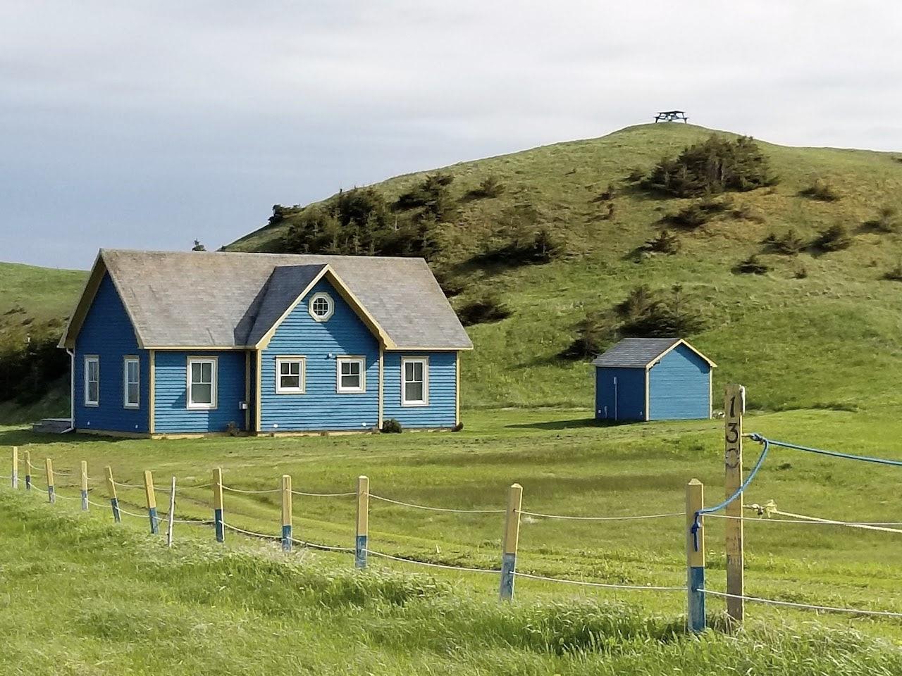 Les Iles de la Madeleine ile du havre aux maisons