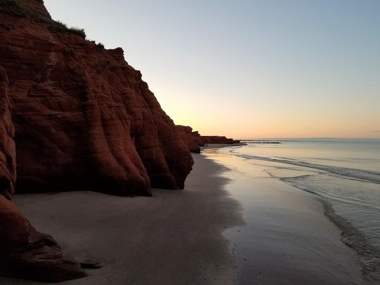 Les Iles de la Madeleine plage de la dune du sud 2-min