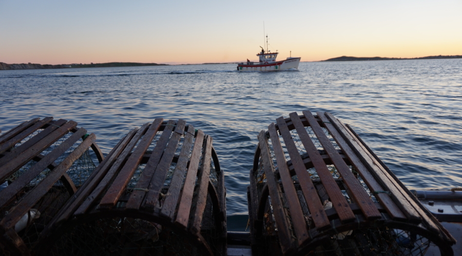 Ralentir le rythme aux Îles de la Madeleine