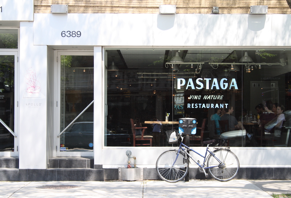 Pastaga Montreal