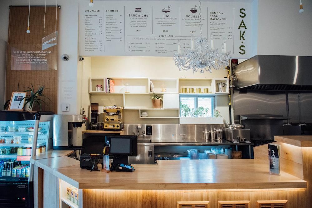 restaurant saks saint michel montreal